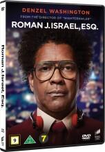 roman j. israel esq - DVD