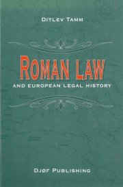 roman law and european legal history - bog