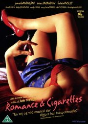 romance and cigarettes - DVD