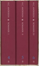 romaner i-iii - bog
