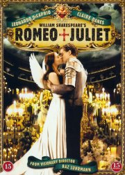 romeo og julie / romeo and juliet - DVD