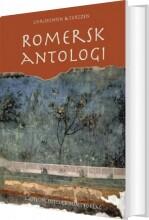 romersk antologi - bog