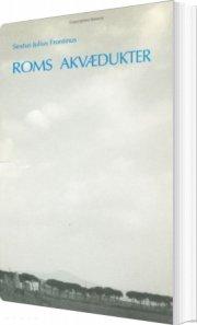 roms akvædukter - bog