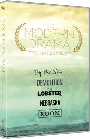 room // the lobster // demolition // nebraska // by the sea - DVD