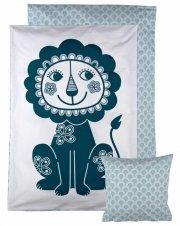 roommate sengetøj / sengesæt - soulmate løve - 70 x 100 cm - Til Boligen