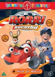 rorri racerbil - hvor er rorri - DVD