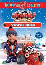 rorri racerbil - vinter blæs - DVD