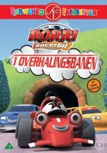 rorri racerbil - i overhalingsbanen - DVD