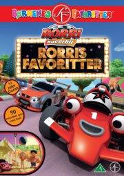 rorri racerbil - rorris favoritter - DVD
