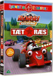 rorri racerbil - tæt ræs - DVD