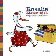 rosalie - klæder sig ud - bog