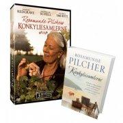 rosamunde pilchers - konkyliesamlerne  - Dvd + Bog