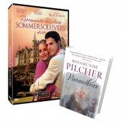 rosamunde pilchers - sommersolhverv  - Dvd + Bog