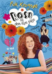 sommerfugleserien: rose og den nye pige - bog
