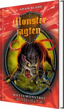 monsterjagten 32 - rottemonstret muro - bog