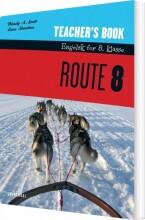 route 8 - bog