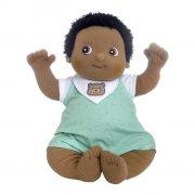 rubens barn dukke / rubens baby - nils - Dukker