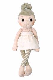 rubens barn dukke - økologisk ecobuds - iris - Dukker