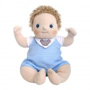 rubens barn dukke / rubens baby - erik - Dukker