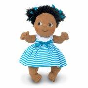 rubens barn dukke - cutie jennifer 32cm - Dukker
