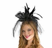 hekse hat til voksne - tilbehør til hekse kostume - Udklædning Til Voksne
