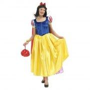 snehvide kostume til voksne - medium - rubies adult - Udklædning Til Voksne