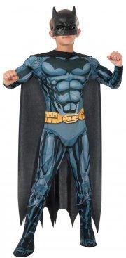 batman kostume til børn - medium - rubies - Udklædning