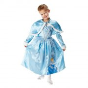 askepot prinsessekjole / kostume - large - rubies - Udklædning