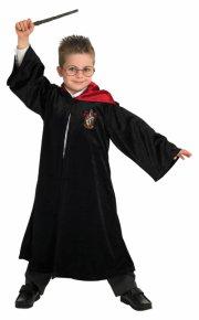 harry potter kostume til børn - gryffindor - small - rubies - Udklædning
