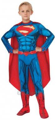 rubies - superman kostume - medium - Udklædning