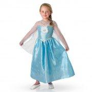 disney frost elsa kostume til børn - medium - Udklædning