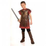 gladiator kostume til børn - medium - rubies - Udklædning