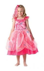 my little pony kostume - pinkie pie - small - rubies - Udklædning