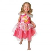 tornerose ballerina kostume - 2-3 år - rubies - Udklædning