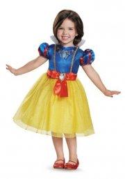 snehvide ballerina kostume - 1-2 år - rubies - Udklædning