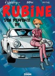 rubine: den perfekte by - Tegneserie