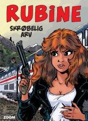 rubine: skrøbelig arv - Tegneserie