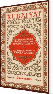rubáiyát - oversat af thøger larsen - bog