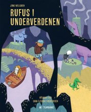 rufus i underverdenen - bog
