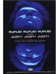 rufus! rufus! rufus! does judy! judy! judy! - DVD