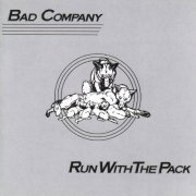 bad company - run with the pack - Vinyl / LP