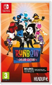 runbow (collector's pack - includes all dlcs) - Nintendo Switch