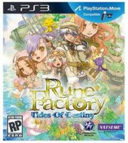 rune factory: tides of destiny (import) - PS3