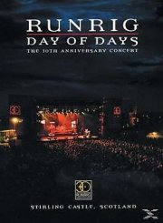 runrig - day of days - the 30th anniversary concert - DVD