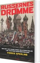 russernes drømme - bog