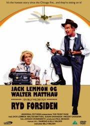 ryd forsiden - DVD