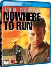 ryggen mod muren / nowhere to run - Blu-Ray