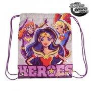 rygsæk med snore - dc super hero girls - Skole