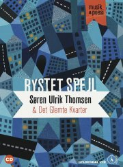 rystet spejl. musik & poesi - CD Lydbog