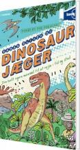 sådan bliver du dinosaurjæger - bog